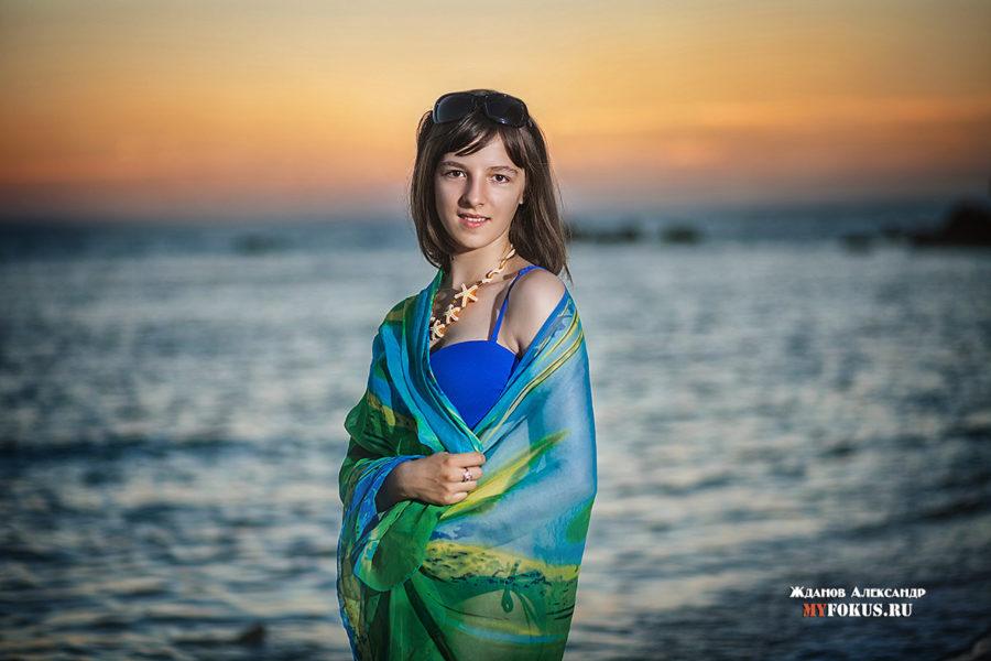 Фотограф в Тамани Александр Жданов
